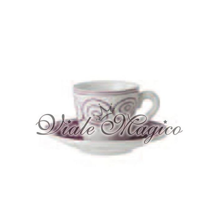 Servizio da Caffè Hole in Gres Pocellanato