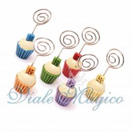 Memoclip Cupcake n°18