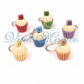 Portachiave Cupcake n°18