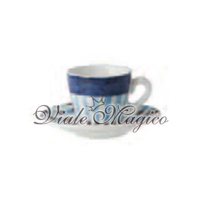 Servizio da Caffè Round in Gres Pocellanato