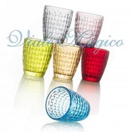 Set Liquorino colorato Brandani