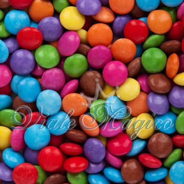 Bomboniere Faidate Bouffet Confettata Caramellata Smarties Arlecchino Boccia