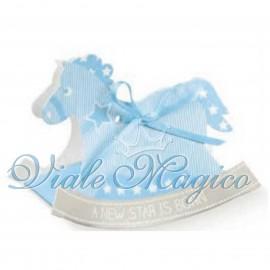 Cavallo a Dondolo Bimbo Star