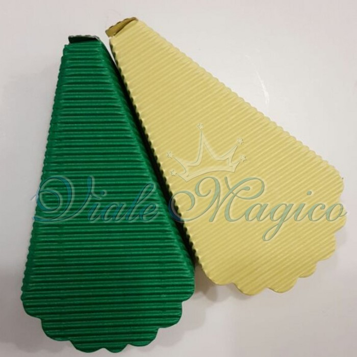 Fettine Gialle e Verde