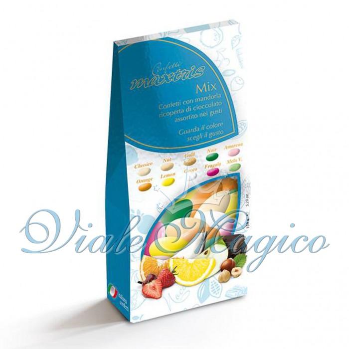 Bomboniere Faidate Bouffet Confettata Astuccio Confetti Mix 10 Gusti da 150g