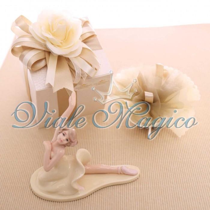 Famoso Offerte Bomboniere Online per la Prima Comunione Ballerina Bimba SY32