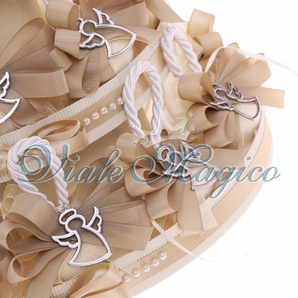 Favorito Bomboniere Online Cresima Battesimo Elegante Saponi Offerte Confetti JE86